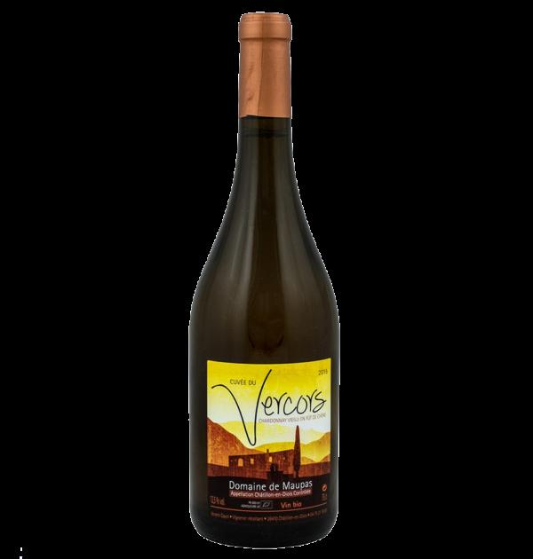 Le chardonnay vieilli en fût de chêne – Cuvée du Vercors
